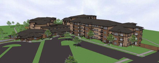 12/2014 Rendering of Dickson Hollow